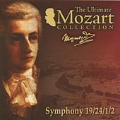 Mozart: Symphonies Nos. 19 & 24 - 2 Divertimentos, K. 136 & 137 by Various Artists