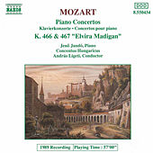 Piano Concertos Nos. 20 and 21 by Wolfgang Amadeus Mozart