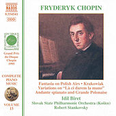 Piano Music Vol. 15 by Frederic Chopin