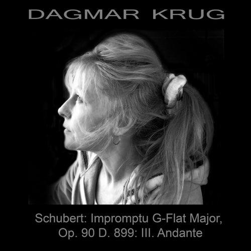 Schubert: Impromptu G-Flat Major, Op. 90 D. 899: III. Andante by Dagmar Krug