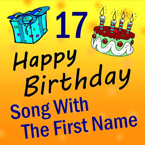 Song with the First Name, Vol. 17 by Happy Birthday