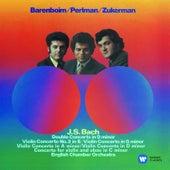 Bach, JS: Violin Concertos & Double Concertos by Itzhak Perlman