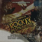 10 Finalis Rock Festival X 2004 by Various Artists