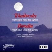 Tchaikovsky: Symphony No 4 In F Minor, Borodin: Symphony No 2 In B Minor by Various Artists