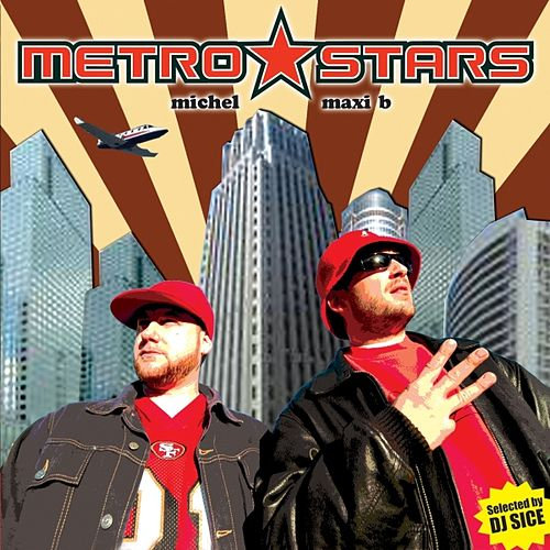 Metrotape Vol.1 by Metro Stars