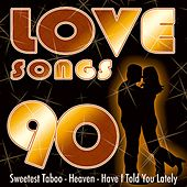 Hits 90 - Love Songs by Various Artists