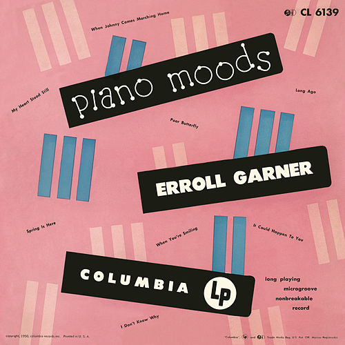Piano Moods by Erroll Garner