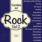 Genios del Rock, Vol. 2 von Various Artists