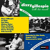 Dizzy Gillespie in Brasil by Dizzy Gillespie