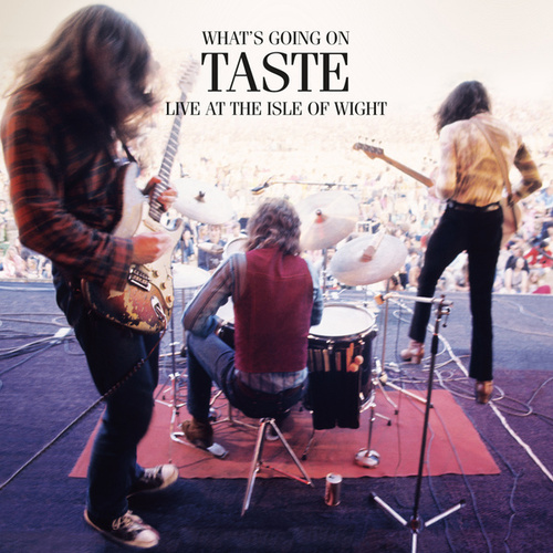 What's Going On; Isle Of Wight Festival 1970 by Taste