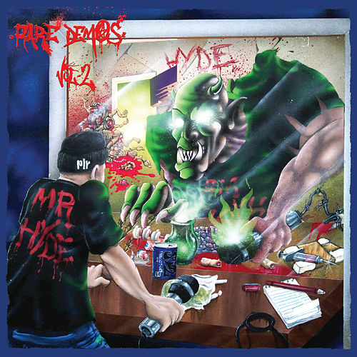 Rare Demos, Vol. 2 by Necro