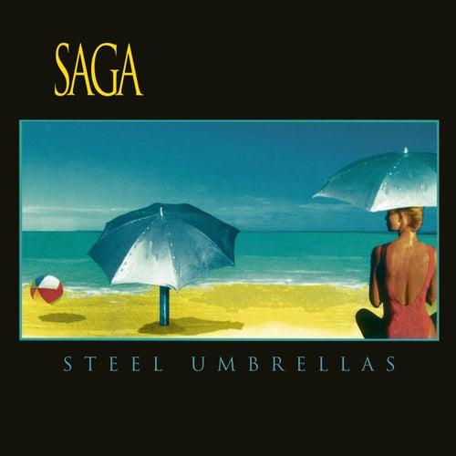 Steel Umbrellas by Saga