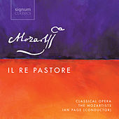 Mozart: Il Re Pastore by Various Artists