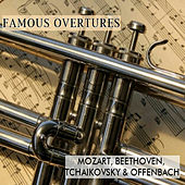 Famous Overtures, Mozart, Beethoven, Tchaikovsky & Offenbach by Various Artists