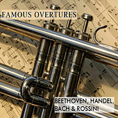Famous Overtures, Beethoven, Handel, Bach & Rossini by Various Artists