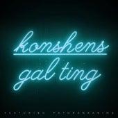 Gal Ting (feat. Patoranking) by Konshens