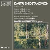 Shostakovich: Concertos No. 1 & No. 2 & Danses Fantastiques by Dmitri Shostakovich