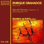 Granados: Spanish Dances (Danzas Españolas) by Eduardo del Pueyo