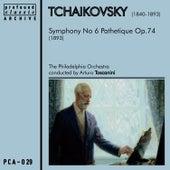 Tchaikovsky: Symphony No. 6, Op. 74