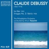 Claude Debussy: La Mer & Ibéria by Philadelphia Orchestra