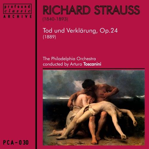 Richard Strauss: Tod und Verklärung, Op. 24 by Philadelphia Orchestra