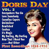 First Recordings 1948-1950 by Doris Day