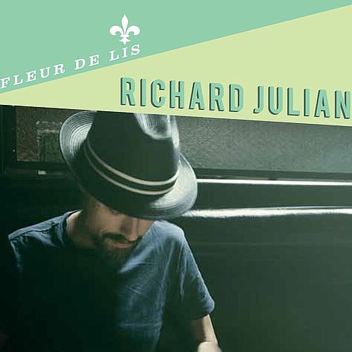 Fleur De Lis by Richard Julian