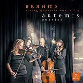 Brahms: String Quartets Nos. 1 & 3 by Artemis Quartet