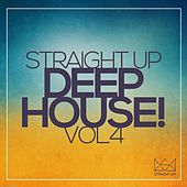 Straight Up Deep House! Vol. 4 by Various Artists