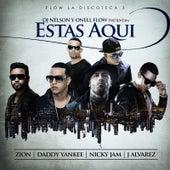 Estas Aqui (feat. Daddy Yankee, Nicky Jam, Zion & J Alvarez) by DJ Nelson