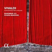Vivaldi: Concertos for 4 Violins by Various Artists