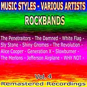 Rockbands, Vol. 4 von Various Artists