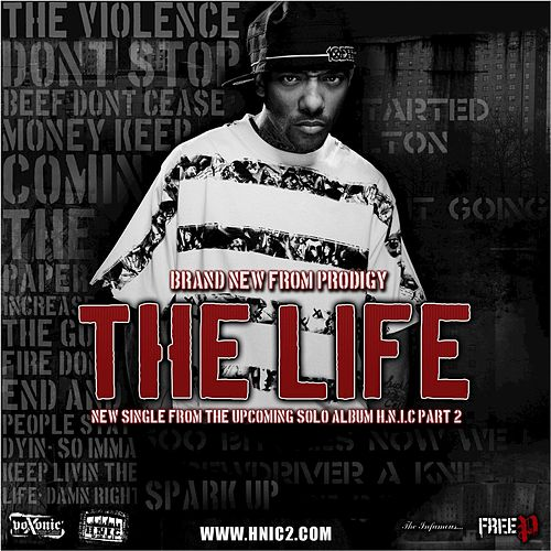 The Life EP (Clean) by Prodigy (of Mobb Deep)
