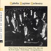 Classic Ragtime by Ophelia Ragtime Orchestra