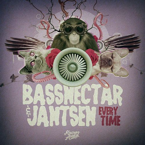 Every Time by Bassnectar