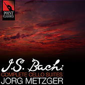 J.S. Bach: Complete Cello Suites by Jörg Metzger