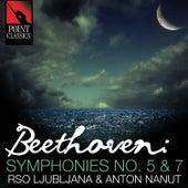 Beethoven: Symphonies No. 5 & 7 by Anton Nanut