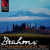Brahms: 21 Hungarian Dances, Woo 1 by Alfred Scholz