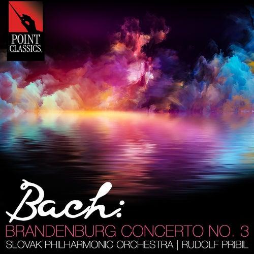 Bach: Brandenburg Concerto No. 3 by Henry Adolph