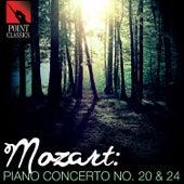Mozart: Piano Concertos No. 20 & 24 by Various Artists
