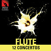 Flute: 12 Concertos by Various Artists