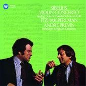 Sibelius: Violin Concerto - Sinding: Suite by Itzhak Perlman