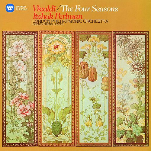 Vivaldi: The Four Seasons von Itzhak Perlman