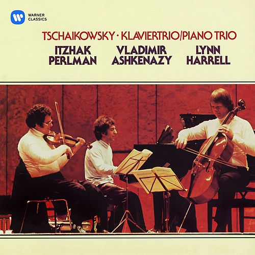 Tchaikovsky: Piano Trio von Itzhak Perlman