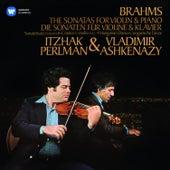 Brahms: Violin Sonatas Nos 1 - 3 & 4 Hungarian Dances by Itzhak Perlman