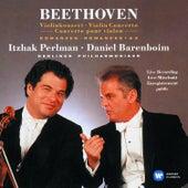 Beethoven: Violin Concerto & 2 Romances by Itzhak Perlman