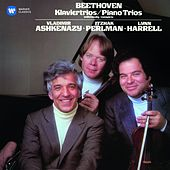 Beethoven: Complete Piano Trios by Itzhak Perlman