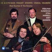Oboe Quartets & Trio Sonatas by Itzhak Perlman