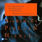 Brahms: Piano Trios Nos 1 - 3 by Vladimir Ashkenazy