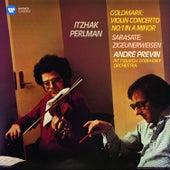 Goldmark: Violin Concerto - Sarasate: Zigeunerweisen by Itzhak Perlman